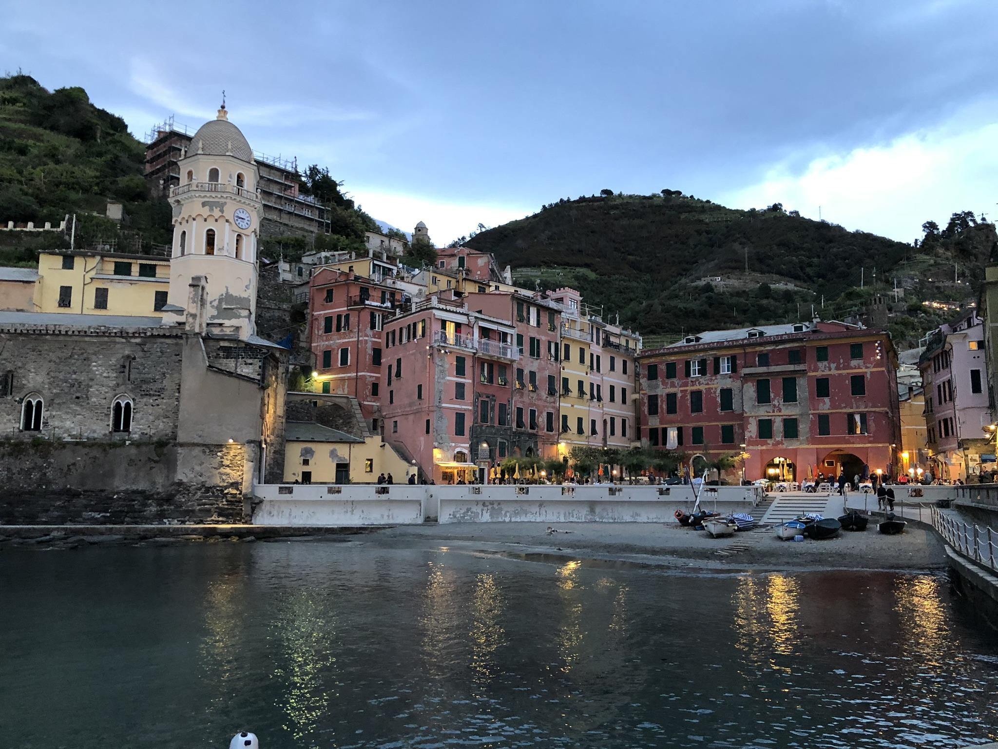 o que fazer em cinque terre italia