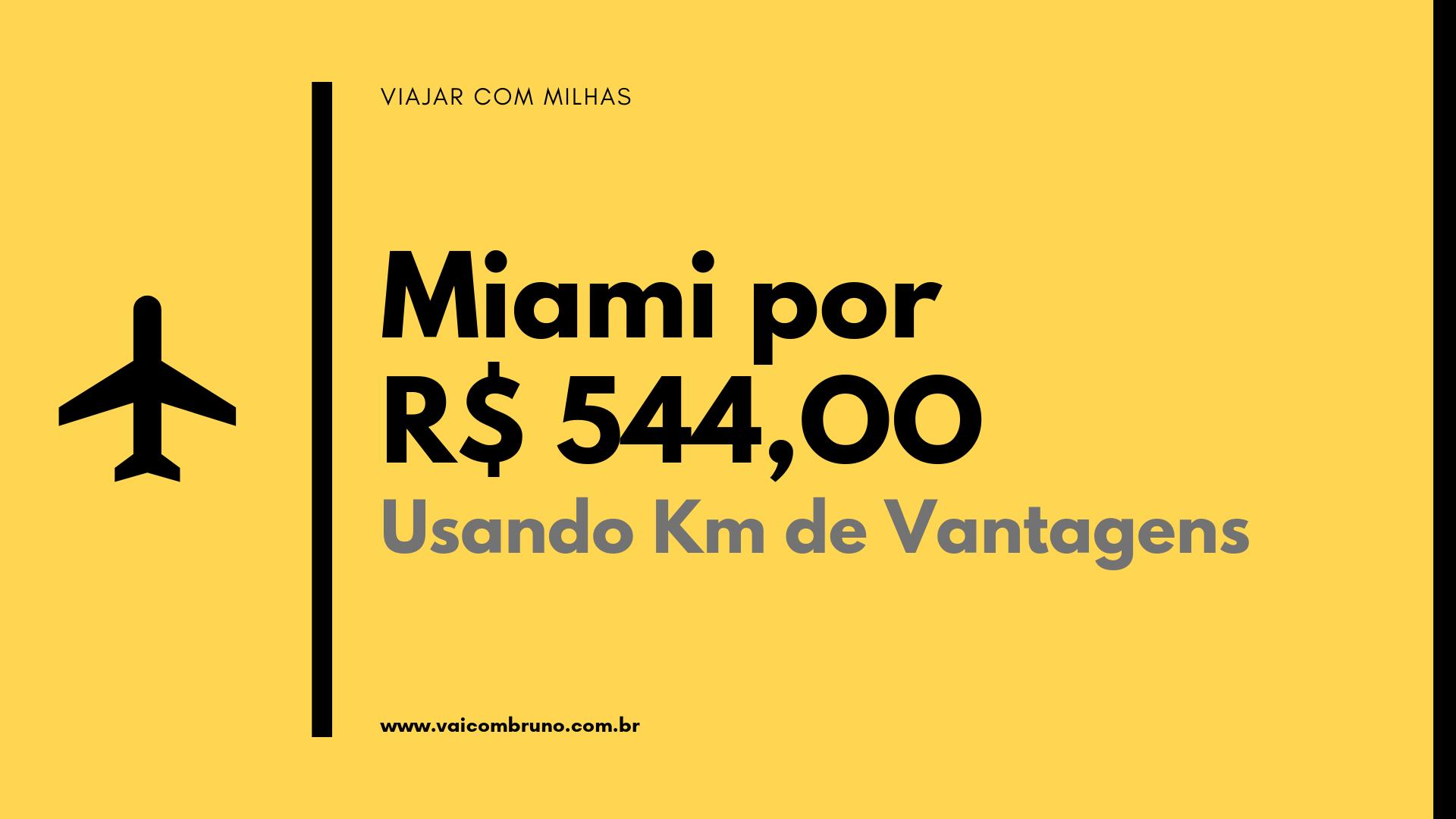 Cópia de Social Media Strategy - Miami por R$ 544,00 usando Km de Vantagens