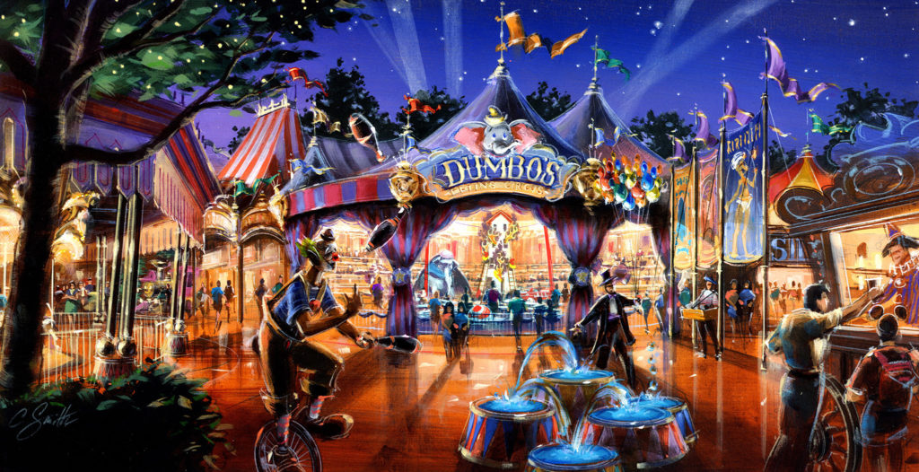 Fantasyland Full 8603 1024x526 - Nova Fantasy Land - Novidades no Magic Kingdom