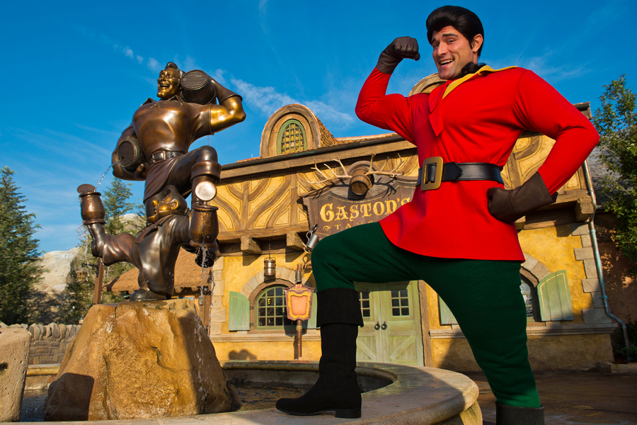 GASTON FANTASY LAND - Nova Fantasy Land - Novidades no Magic Kingdom