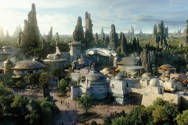 Star War - Novas atrações do Disney Hollywood Studios