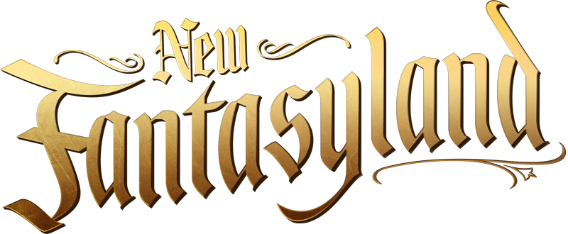 fantasyland logo - Nova Fantasy Land - Novidades no Magic Kingdom