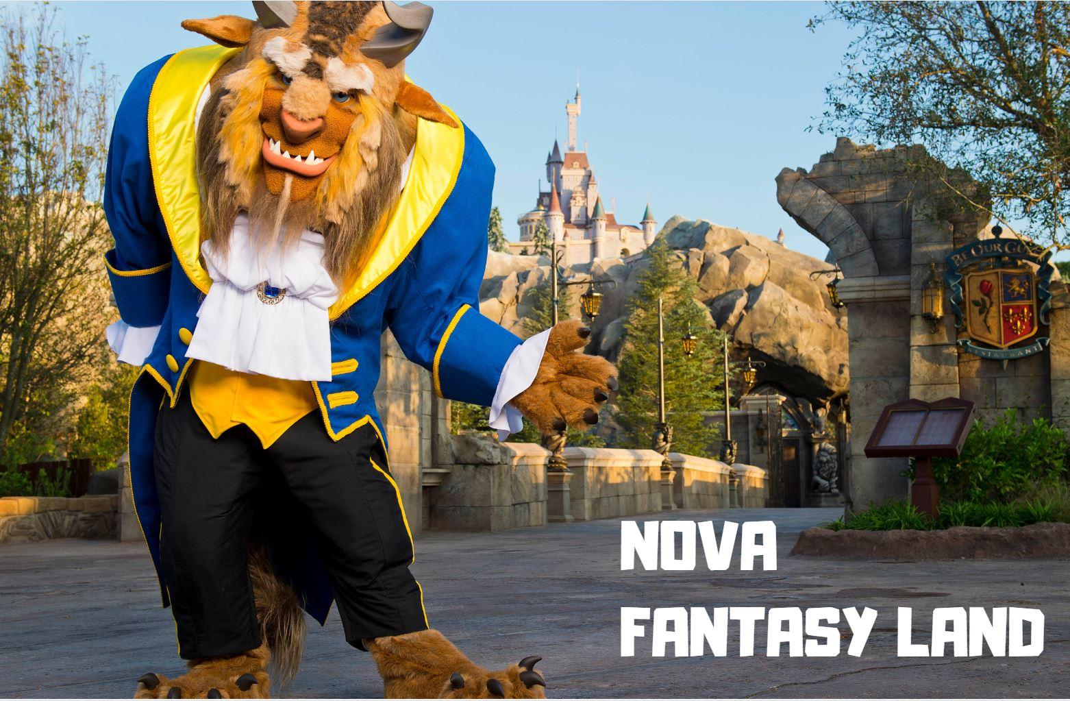 nova fantasy land mk - Nova Fantasy Land - Novidades no Magic Kingdom