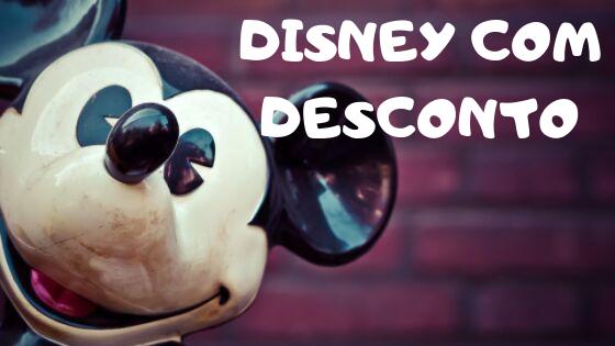 DISNEY COM DESCONTO - Disney Mid-Day Magic Ticket: Nova modalidade de ingresso para os parques da Disney com desconto