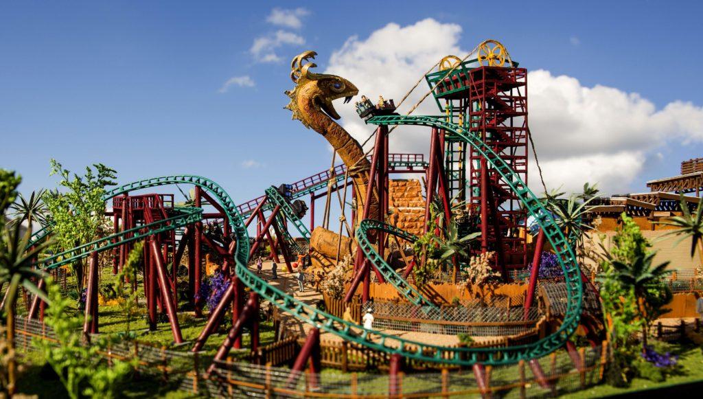 Bush Gardens Cobras Cruise