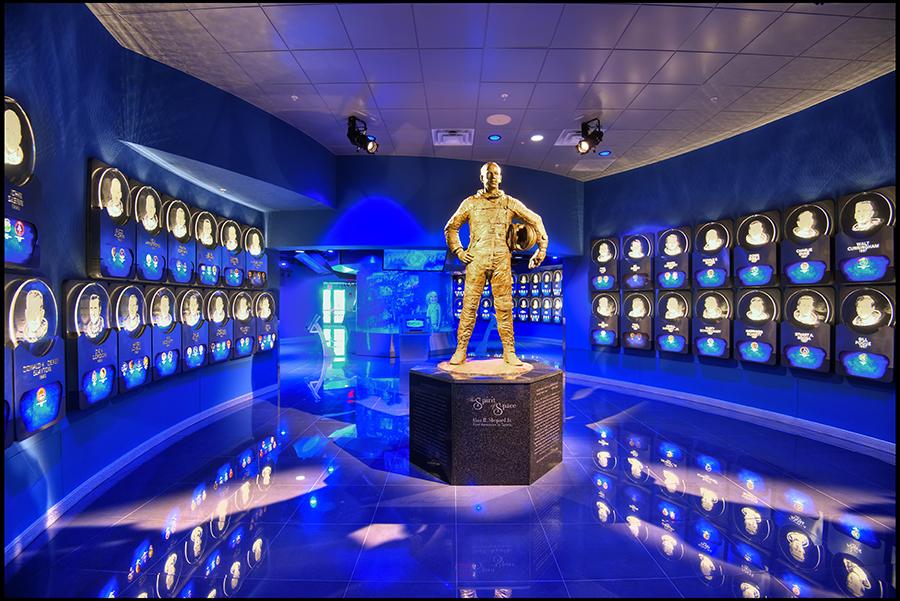 hall fame nasa - NASA - Kennedy Space Center - Roteiro