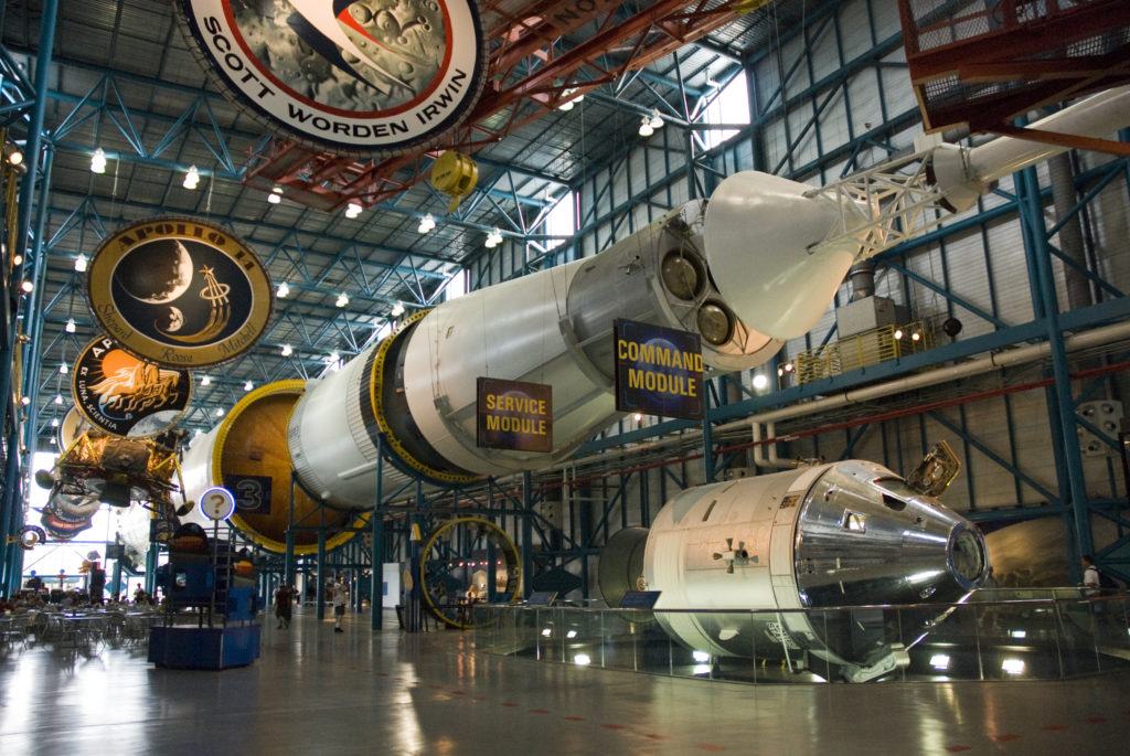 Kennedy Space Center Bus Tours
