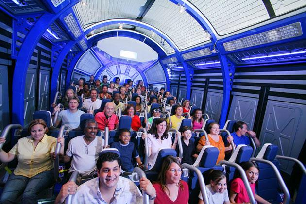 shuttle lounch experience - NASA - Kennedy Space Center - Roteiro