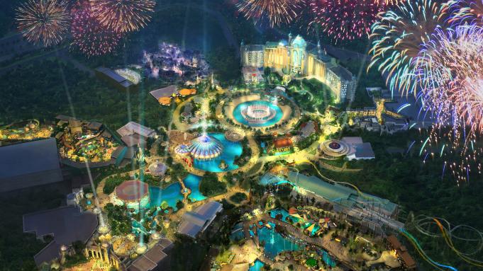 universals epic universe concept art - EPIC UNIVERSE - Novo parque da Universal Orlando
