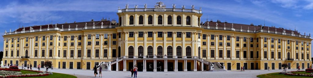 palácio de verão Viena