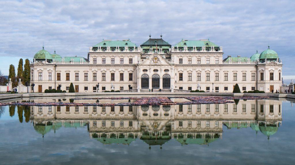 palácio viena