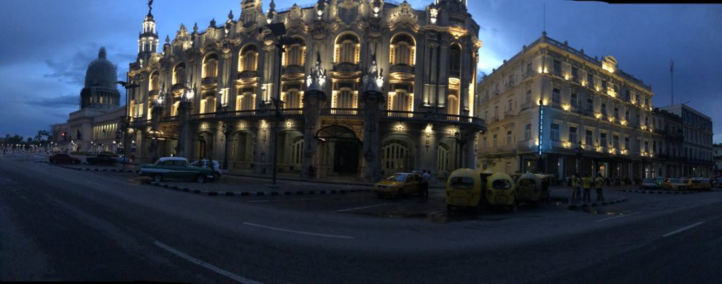 hotel inglaterra em havana 1024x403 - Havana - Cuba: Guia Completo