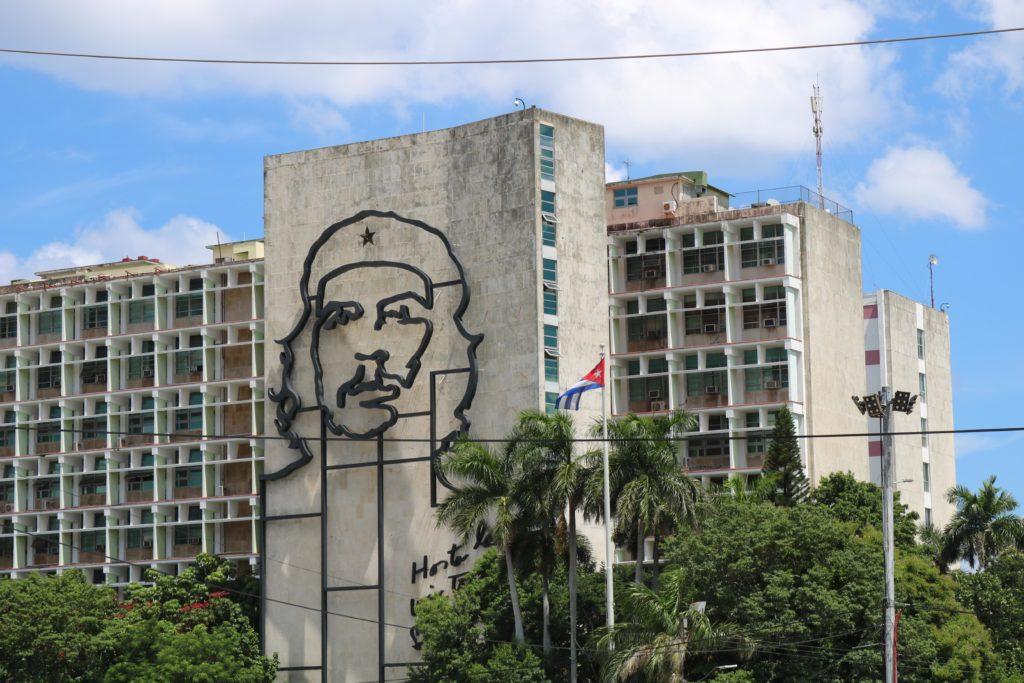 praca da revolucao em havana 1024x683 - Havana - Cuba: Guia Completo