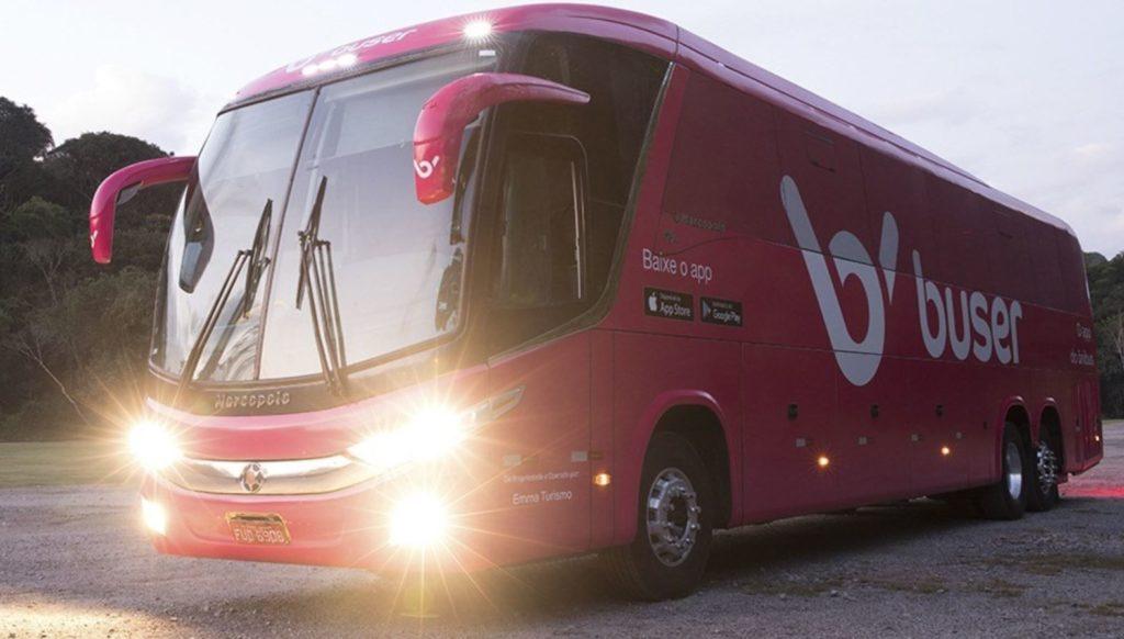 ônibus buser