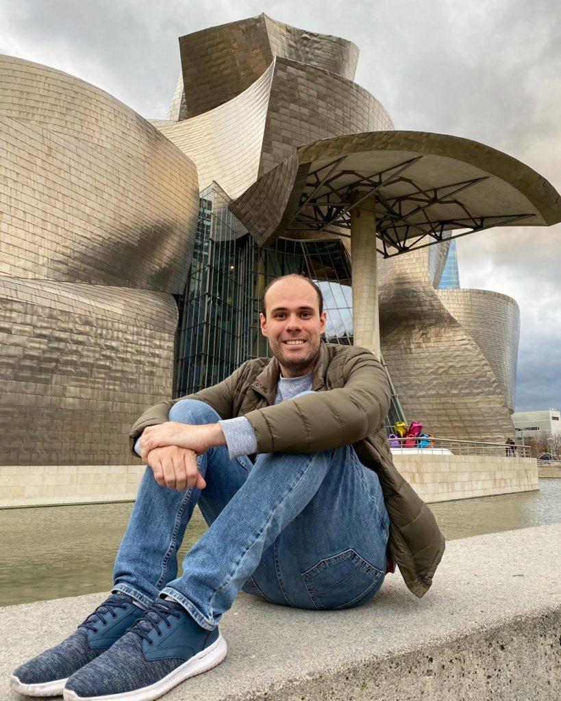 Museu Guggenheim bilbao espanha 819x1024 - Bilbao Espanha - Onde fica, roteiro e dicas