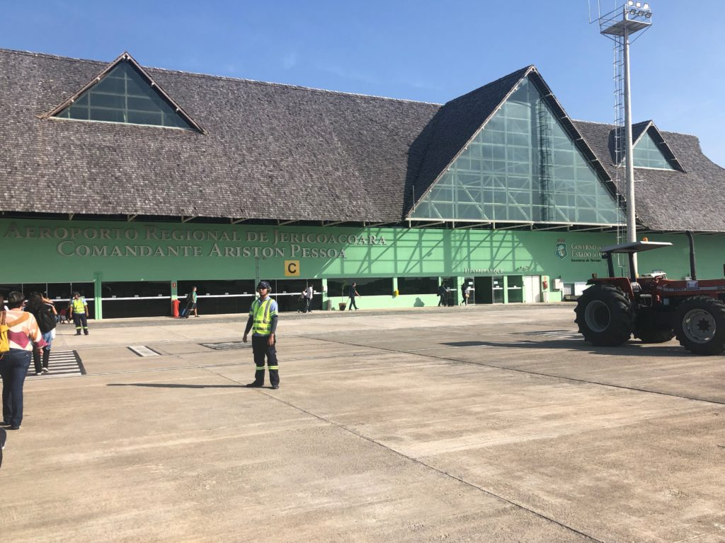 aeroporto de jeriquaquara