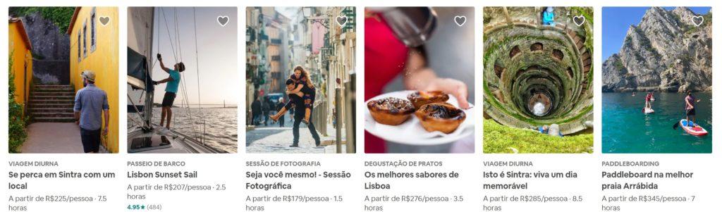 airbnb experiencias 1024x301 - Airbnb - segredos para conseguir desconto em sua hospedagem + Cupom Ativo