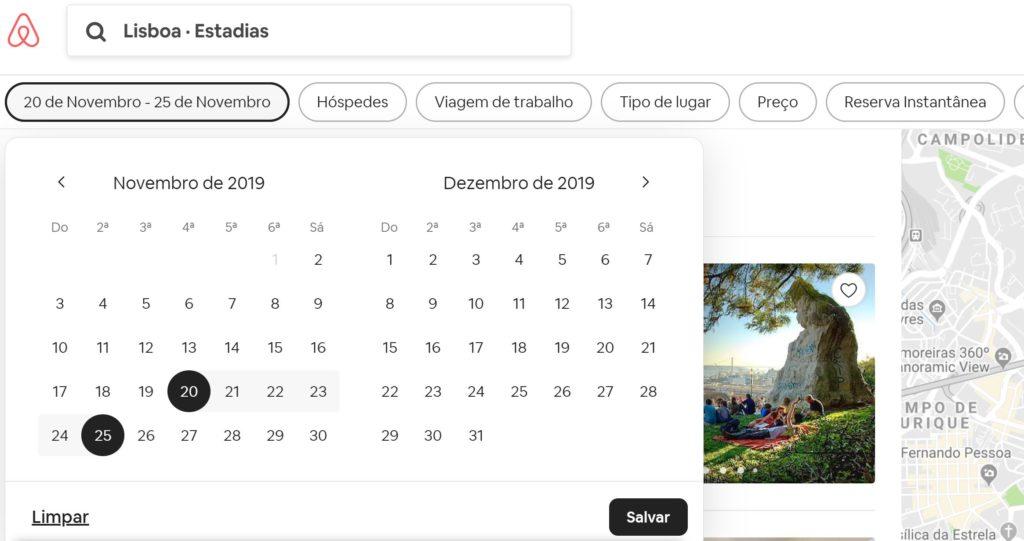 local e data 1024x541 - Airbnb - segredos para conseguir desconto em sua hospedagem + Cupom Ativo