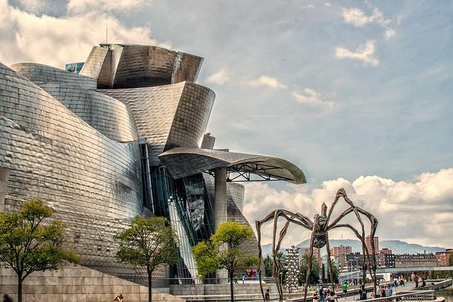 museu guggenheim - Bilbao Espanha - Onde fica, roteiro e dicas
