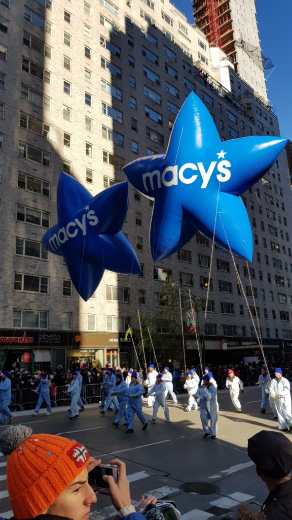 parada thanksgiving macys nyc
