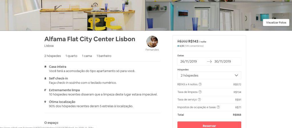 reserva airbnb 1024x450 - Airbnb - segredos para conseguir desconto em sua hospedagem + Cupom Ativo