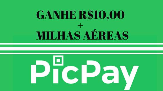 10 reais picpay