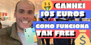 passo a passo tax free