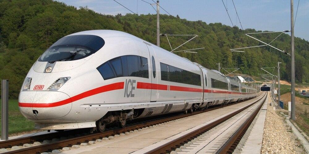 ice trem - Viajar pela Europa de Trem ou avião ?
