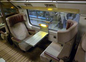 trem primeira classe - Viajar pela Europa de Trem ou avião ?
