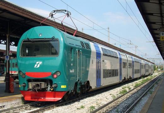 trem regional italia - Viajar pela Europa de Trem ou avião ?