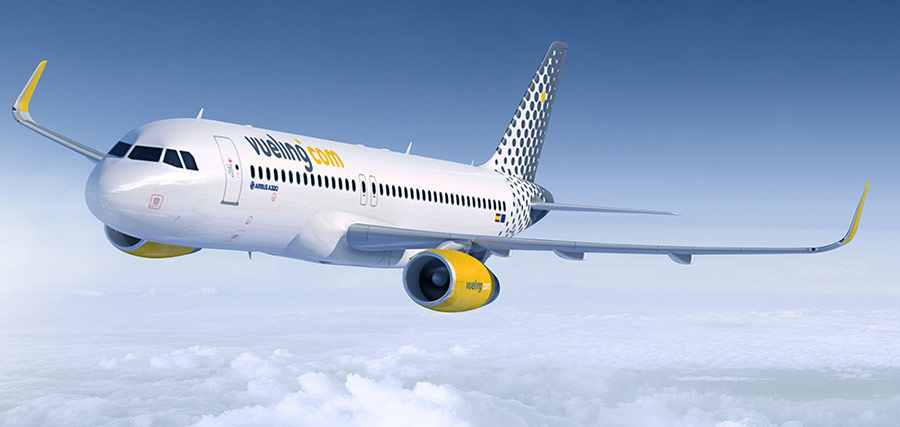 vueling low cost - Companhias Aéreas Baratas na Europa: Low Cost