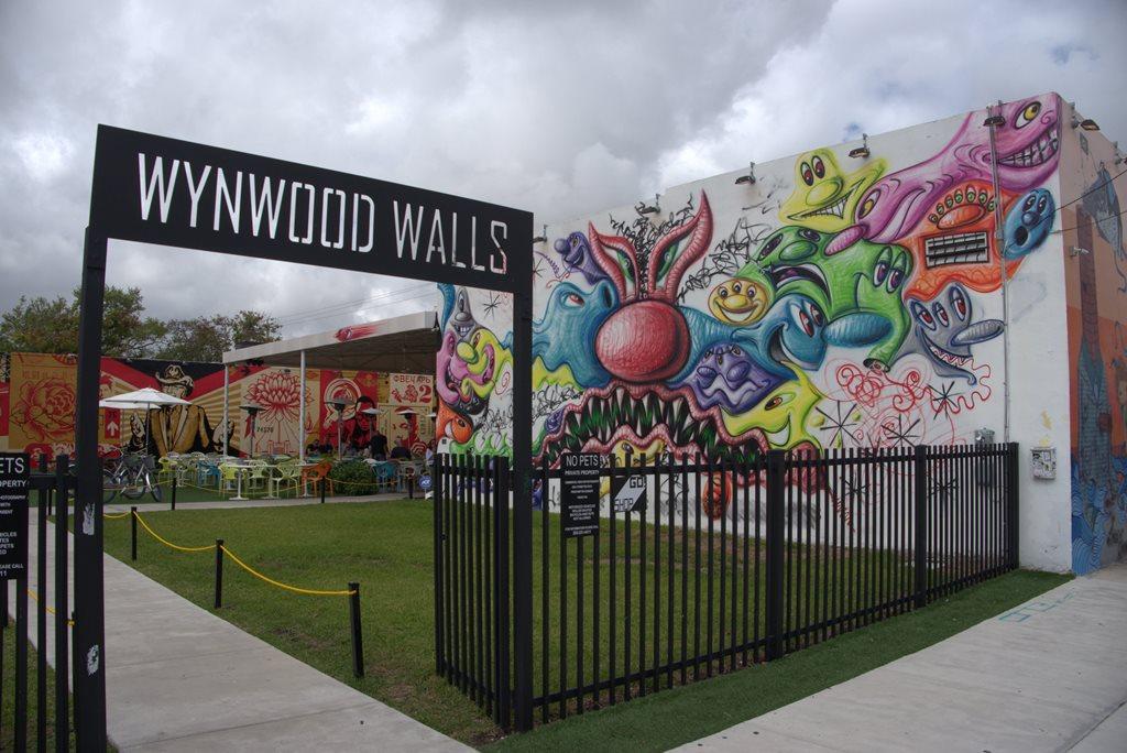wynwood walls - Miami Roteiro 7 dias