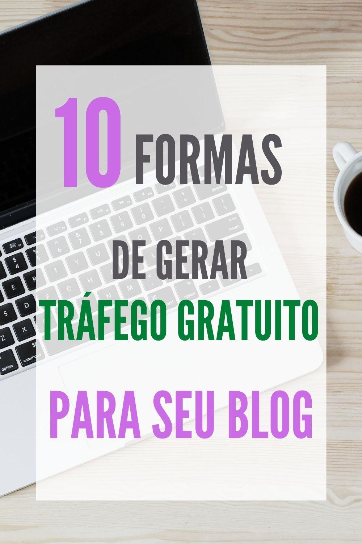 como conseguir tráfego para o blog