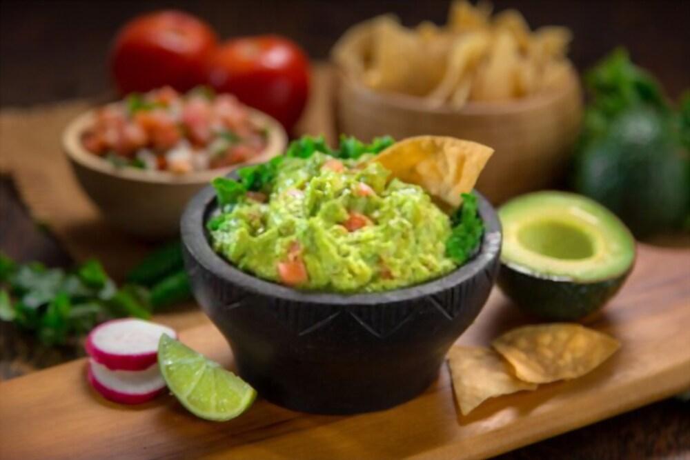 guacamole vegano