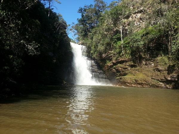cachoeira indaia - Cachoeiras em Formosa - Goiás