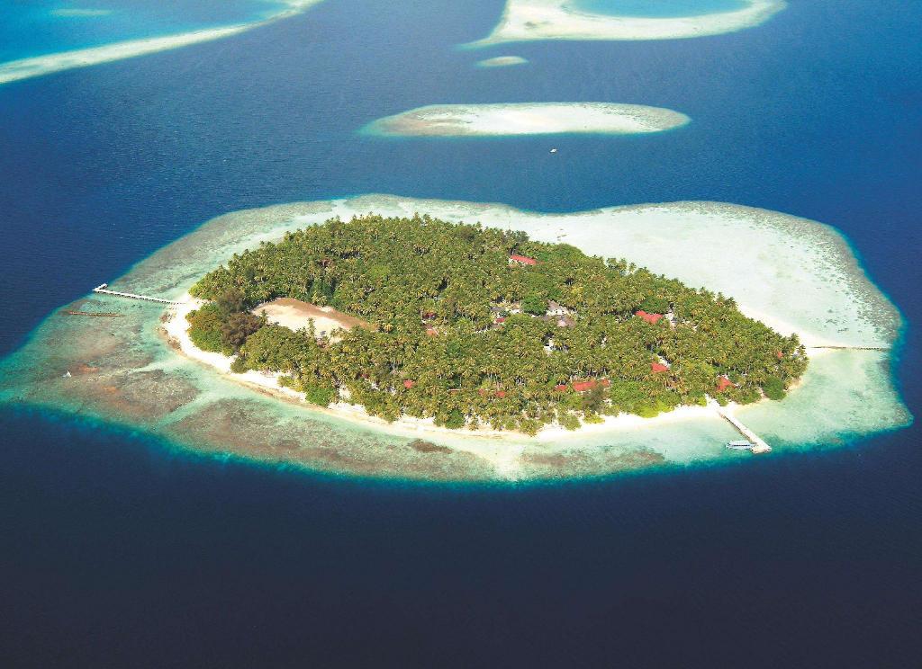 ILHA - Hotéis baratos nas Maldivas - Top 10 resorts
