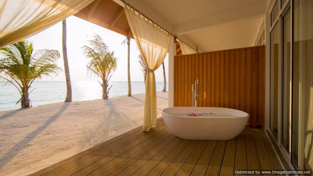 PERTO MAR - Hotéis baratos nas Maldivas - Top 10 resorts