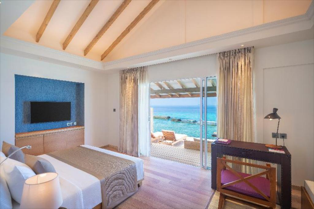QUARTO 1 - Hotéis baratos nas Maldivas - Top 10 resorts