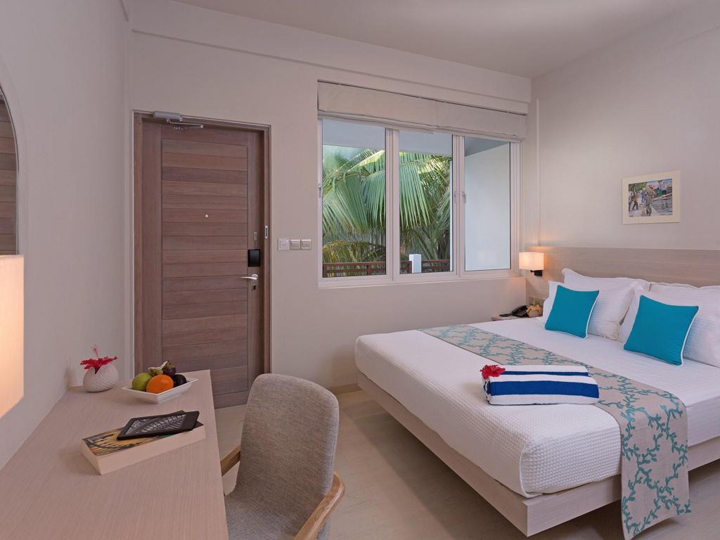 quarto - Hotéis baratos nas Maldivas - Top 10 resorts