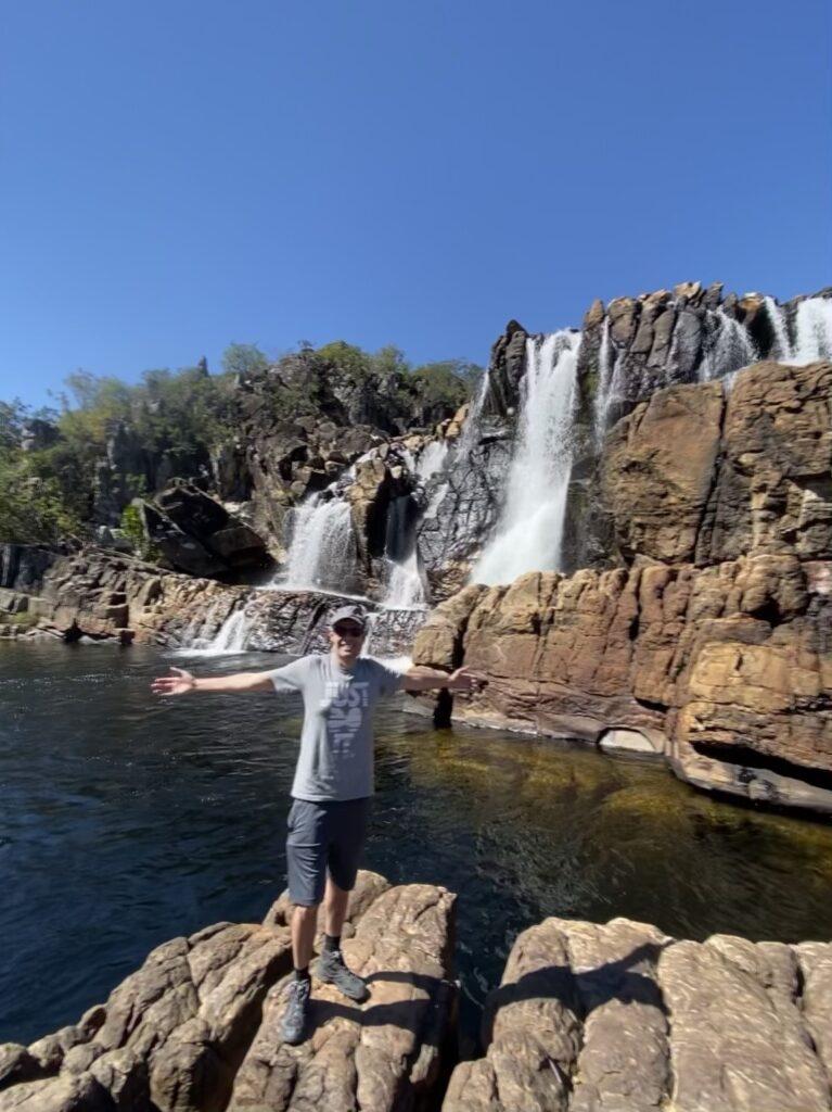 cachoeira carioca chapada dos veadeiros 767x1024 - Cachoeiras Chapada dos Veadeiros